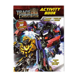 Transformers Activity Book
