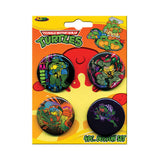 Teenage Mutant Ninja Turtles Button Set