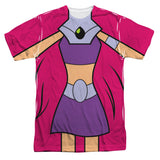 Starfire Costume Teen Titans Go! Sublimated Mens T-Shirt