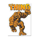 Fantastic Four The Thing Magnet