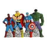 Marvel Heroes Salt And Pepper Shakers