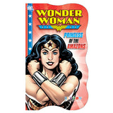 Wonder Woman Princess Of The Amazons Board Book