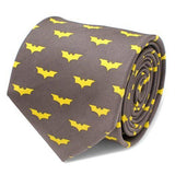 Limited Edition Batman Dark Knight Gray Mens Tie