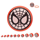 Spiderman Acrylic Screw Fit Plugs