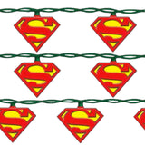 Superman Christmas Decorative Lights