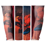 Spiderman Nylon Tattoo Sleeves 2 Pack