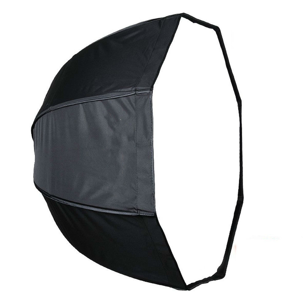 "32""/ 80cm Umbrella Octagon Softbox Reflector with Carrying Bag for Studio Photo Flash Speedlight - zorrlla"