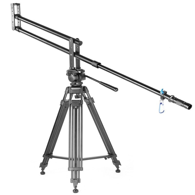 6.5ft/2m Camera Jib crane Carbon Fiber Camera Crane Jib Arm Crane Video Camera Crane - zorrlla