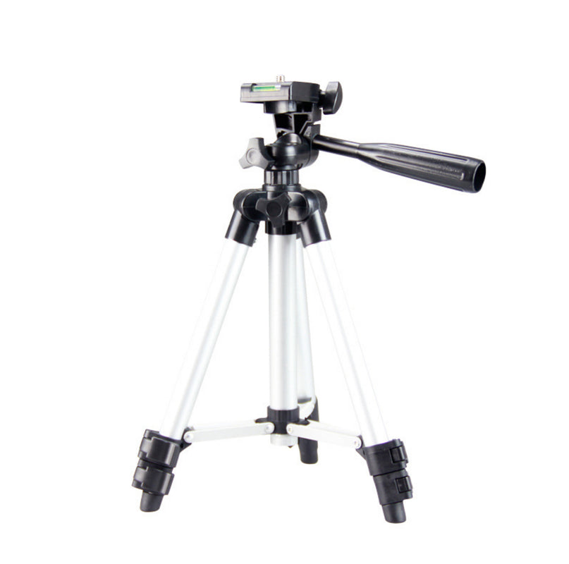 65cm Lightweight Tripod with Bag New Portable Mobile Phone Holder Tripod Flexible Aluminum Alloy Camera Bracket Stand Mount - zorrlla