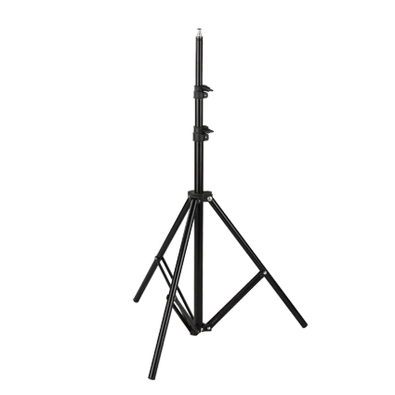 "78.7""/6.56 Feet/200CM Photography Light Stands for Relfectors, Softboxes, Lights, Umbrellas, Backgrounds - zorrlla"
