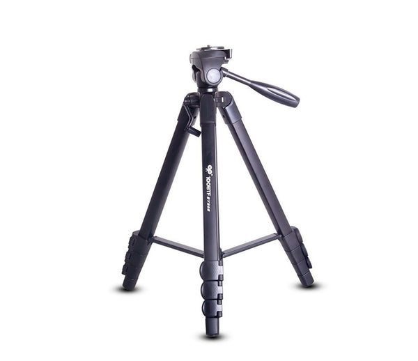 BY-868 Universal Digital Camera Tripod Foldable and Portable Aluminum Alloy Tripod Photography Bracket For All Camera Mount - zorrlla