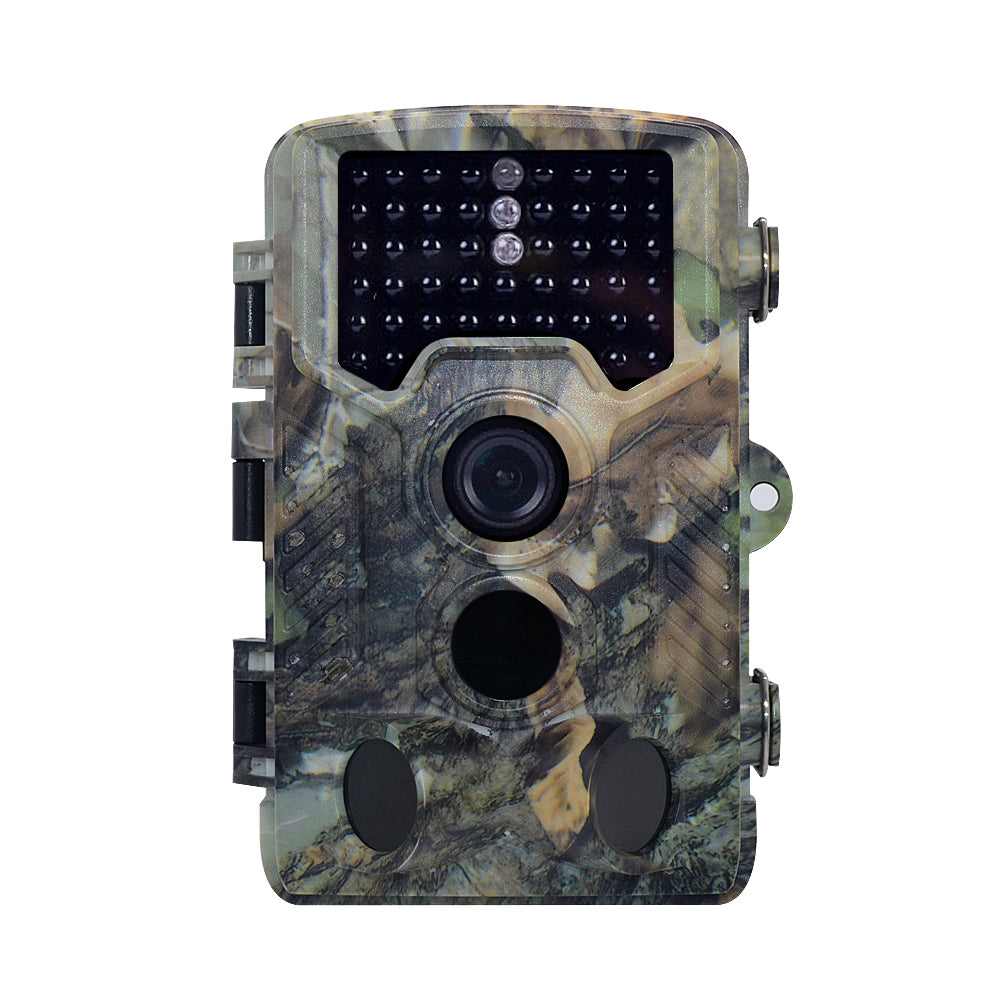 H881 HD Trail Camera Hunting Camera 120 Angle Motion Activated 2.31in LCD Display for Outdoor Garden Home Security Surveillance - zorrlla