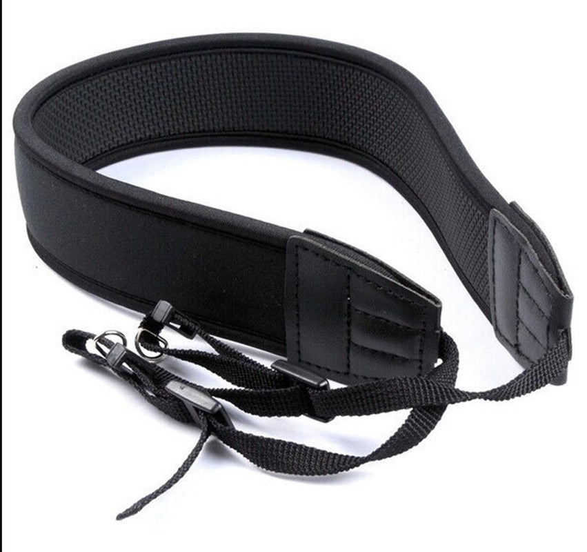 Neoprene Camera Neck Strap - zorrlla