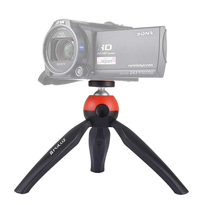 Panoramic Self-timer Electronic Intelligent 360 Degree Rotation Tripod Head with IR Remote Controller and Build-in Bluetooth - zorrlla