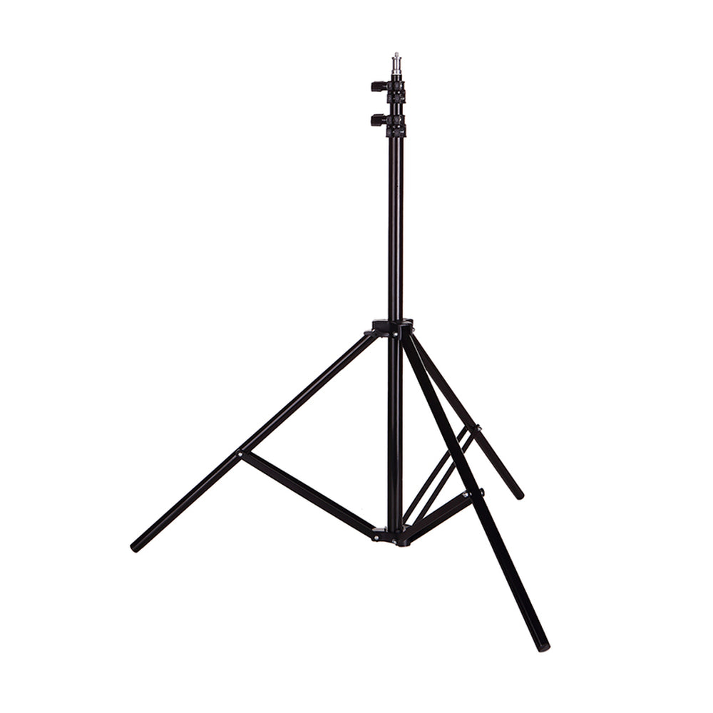 Photo Studio Adjustable 200 CM (79in) Photo Stand Light Tripod With 1/4 Head Screw for Photo Studio Softbox and Other Equipment - zorrlla