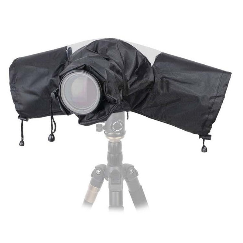 Pro Waterproof Camera Rain Cover Protector for DSLR SLR Camera - zorrlla