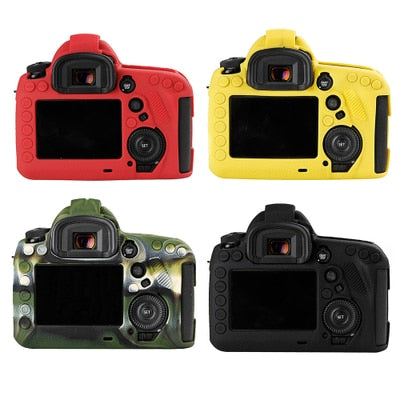 Soft Silicone Rubber Camera Protective Body Cover Case Skin For Nikon D500 Camera Bag Lens Bag - zorrlla