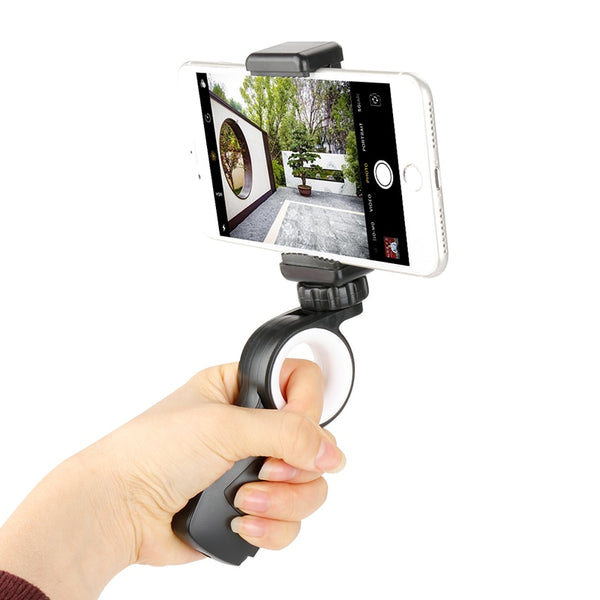Zorrlla Ring Handheld Smartphone Video Rig with Universal Phone Mount Holder Stabilizer for iPhone X 8 7 6S Xiaomi Samsung Gopro - zorrlla