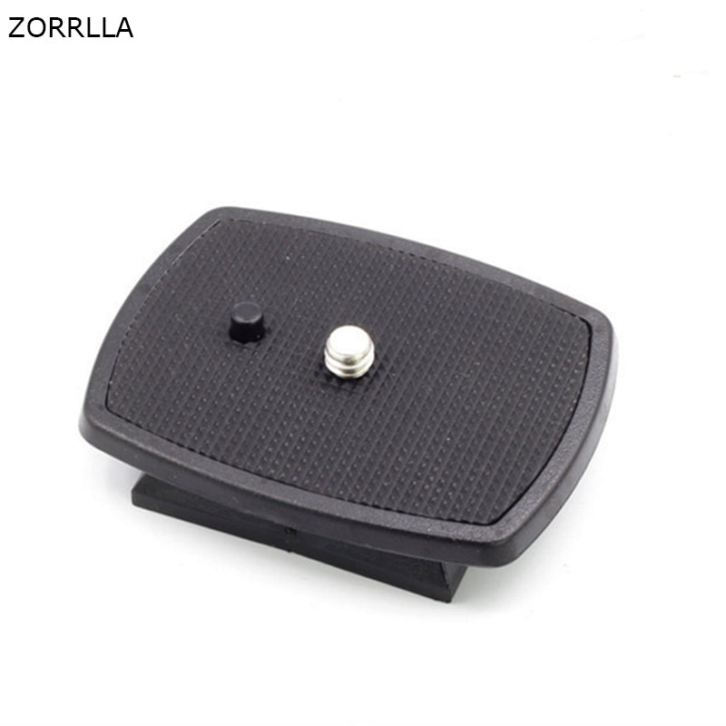 Universal Quick Release Plate Replace Tripod Head for CX-444 CX-888 CX-460 CX-460mini CX-470 CX-570 CX-690 DF-50 VCT-D580RM - zorrlla