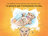 The Story Of A Rescue Dog: Paperback