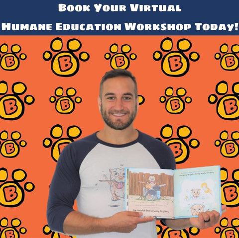 Virtual Humane Education Workshop!