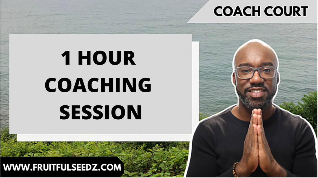 Scheduled 1 hr. Coaching Session within 7 days
