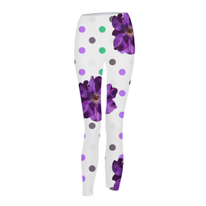 Purple WOMENS YOGA PANT