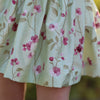Cherry Blossom Doll Skirt