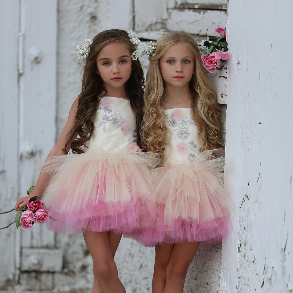 Peach and Penny Signature Tutu Dress