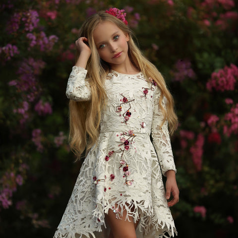 Ice Lilly Frock