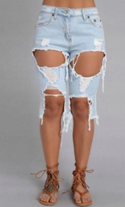 knee knocker cut out jeans sassy sweet boutique
