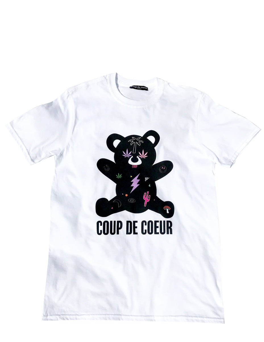 Coup de Coeur London bear t-shirt