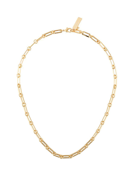 ISLA GOLD CHAIN LINK NECKLACE