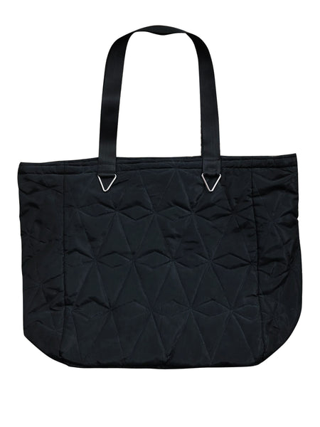SHOPPER WITH DETACHABLE CHAIN DETAIL
