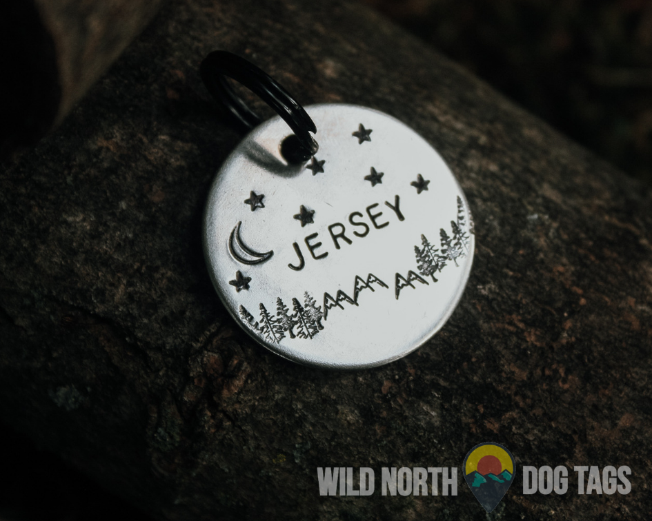 My Moon & My Stars, Ivy Pet Tag