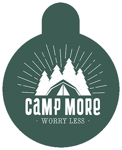 Camp More Pet Tag