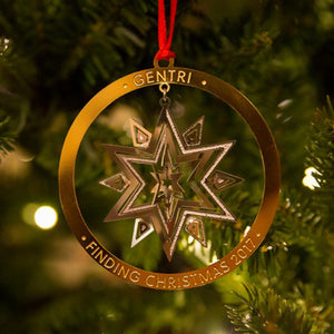 Finding Christmas Limited Edition Ornament 2017