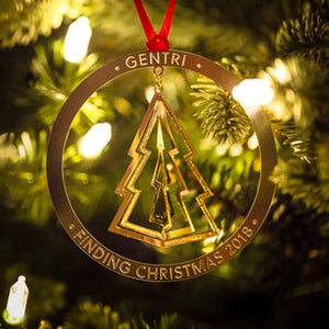 Finding Christmas Limited Edition Ornament 2018