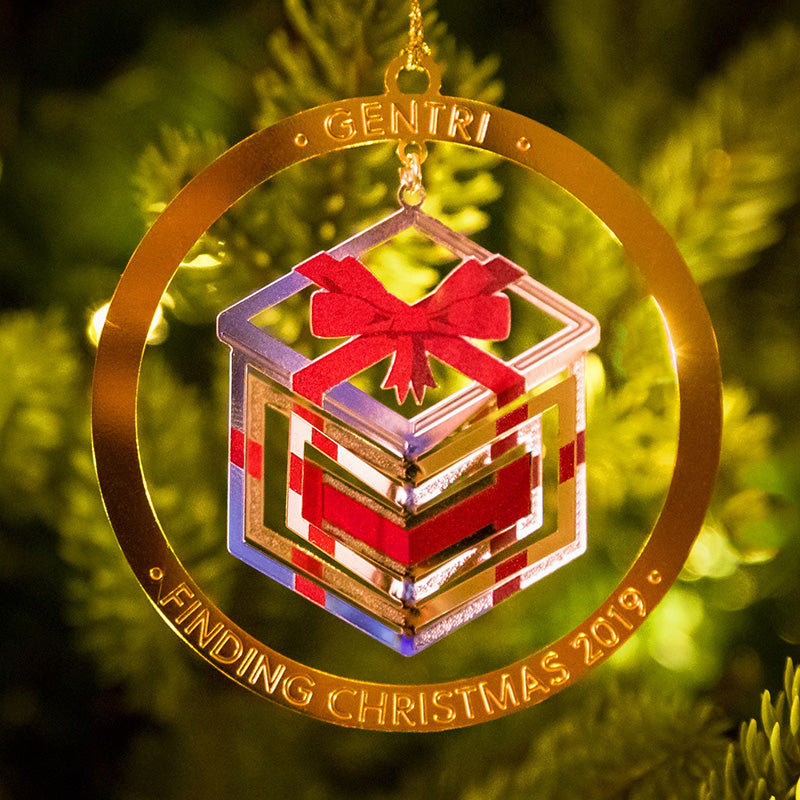 Finding Christmas Limited Edition Ornament 2019
