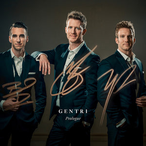 Prologue CD - Autographed Limited Edition