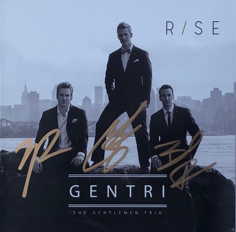 Rise CD - Autographed Limited Edition