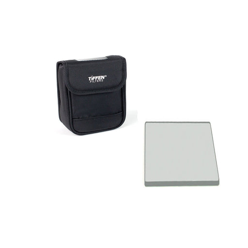 "Tiffen 4 x 5.6"" (4mm thick) DV Select Black ProMist 1/4 Filter"