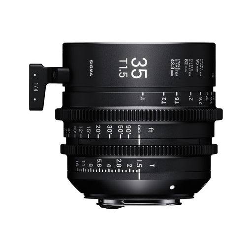 Sigma 35mm T1.5 Fully Luminous FF High-Speed Prime