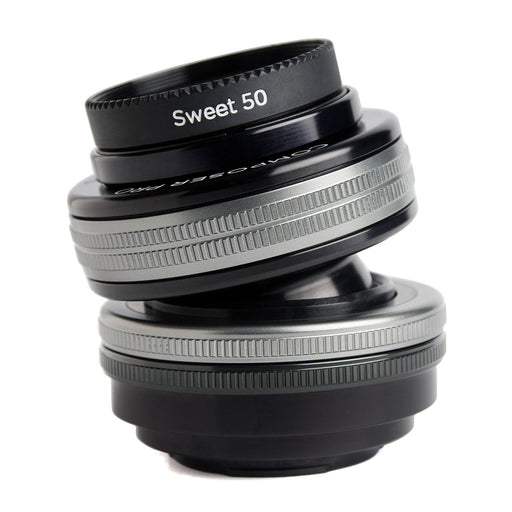 Lensbaby Composer Pro II with Sweet 50 Optic for Micro Four Thirds (MFT)