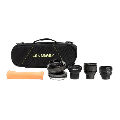 Lensbaby Composer Pro II Creator Kit for Canon EF