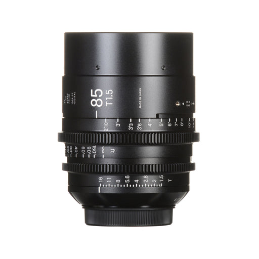 Sigma 85mm T1.5 FF High-Speed Prime (EF Mount)