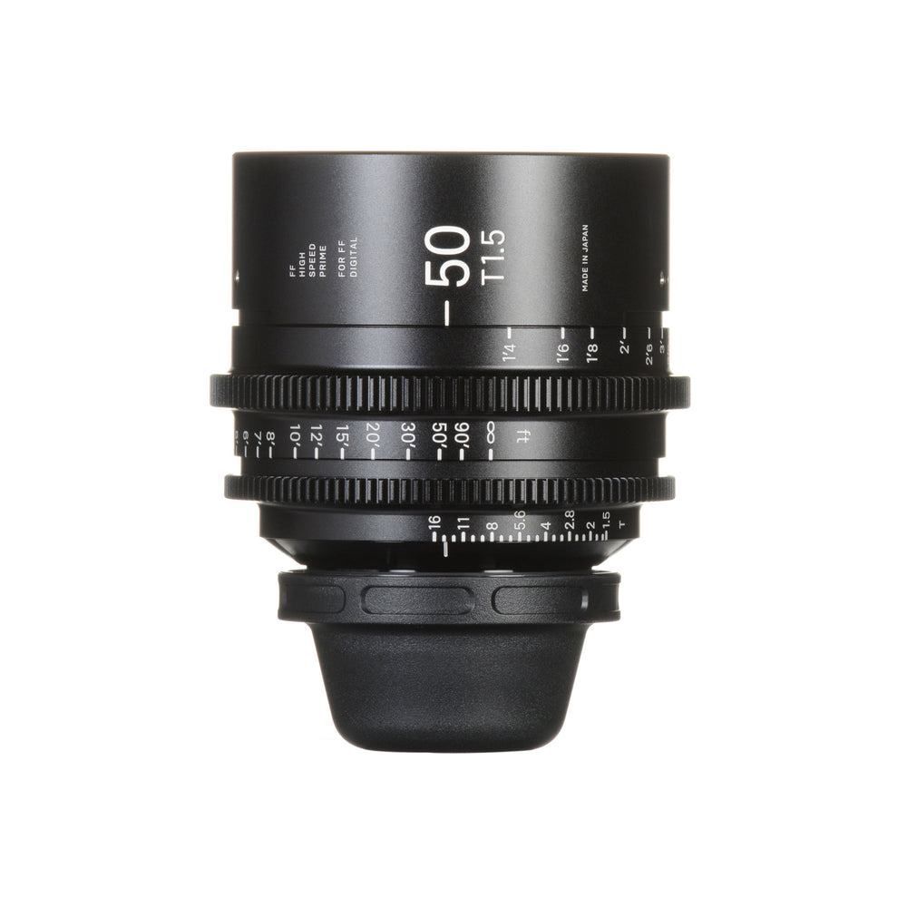 Sigma 50mm T1.5 FF High-Speed Prime (EF Mount)