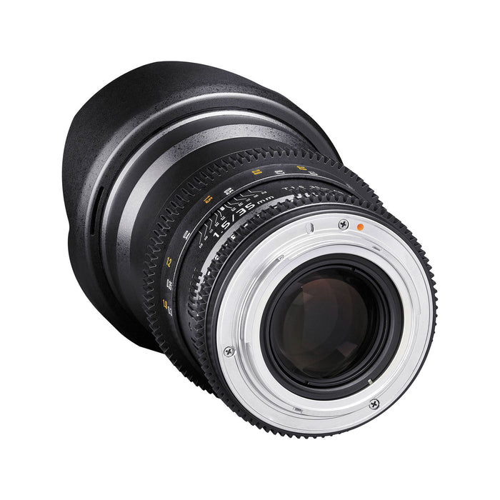 Rokinon 35mm T1.5 Cine DS Lens