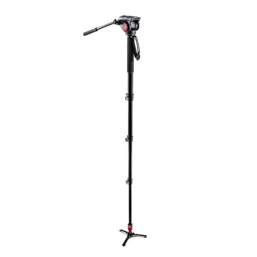 Manfrotto MVM500A Fluid Aluminum Video Monopod with 500 Series Head