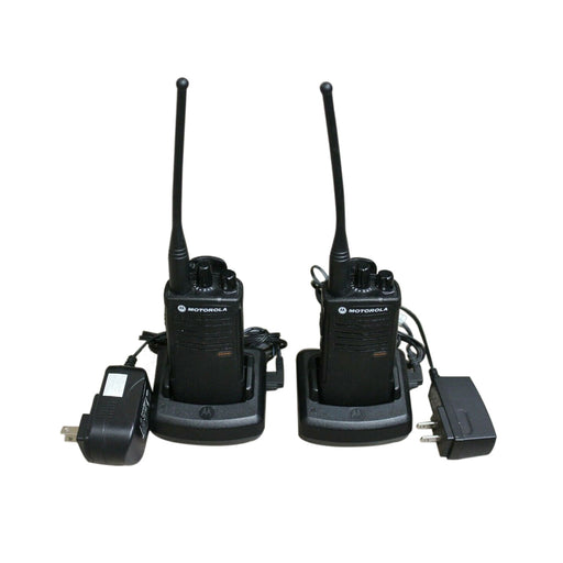 Motorola RDU4103 (Pack of 2) UHF 4 Watt 10 Channel Radio